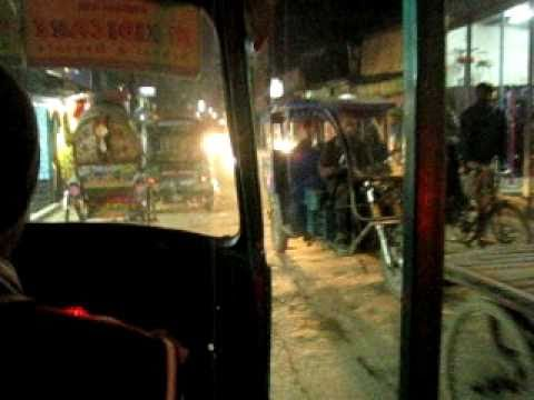 Bangladesh Dhaka night trafic 7 of 7