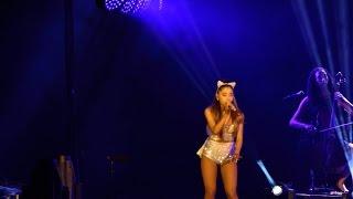 Ariana Grande Break Free live in Manila