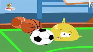 Baby Tv PT PT   112   No Ginásio com Pitch e Potch