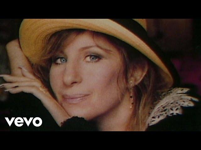 Videoclip oficial de la canción Somewhere de Barbra Streisand
