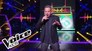 The Voice Kids 2014 | Garou et ses talents - Radioactive (Imagine Dragons) | Finale