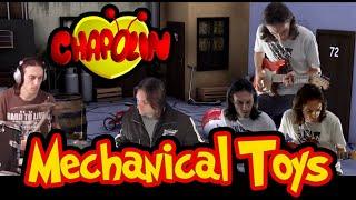 Chaves e Chapolin #4 - Mechanical Toys de John Charles Fiddy - Eduardo e Giovani Dal Mas - BGM