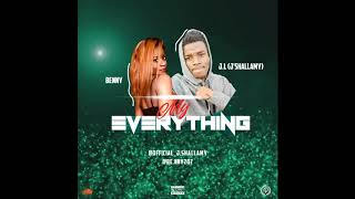 J.L  FT BENNY_[ MY EVERYTHING ].(Official audio). prod by OGE Beats
