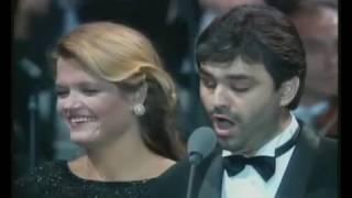 La Traviata - Luciano Pavarotti and Andrea Bocelli