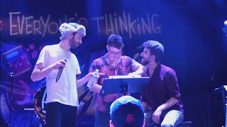 AJR remix KYLE/iSpy, Stand Clear Of The Closing Door, & Alicia Keys/New York live