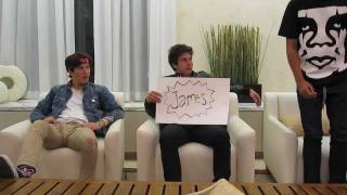 "Allstar Weekend ""James (Never Change)"" OFFICIAL LYRIC VIDEO"