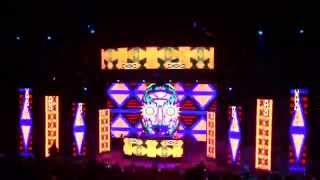 Bassnectar Wildstyle Method Live at Red Rocks 2015