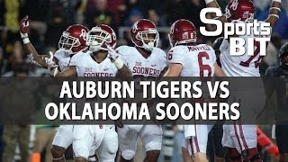 Sports BIT | Auburn Tigers vs Oklahoma Sooners | NCAAF Picks