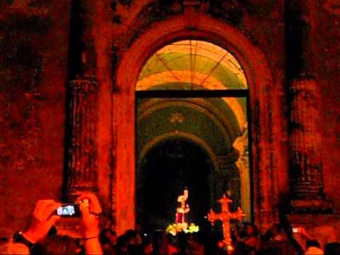 Salida Jesús del Gran poder y Nuestra Señora de los Dolores, Martes santo 2012