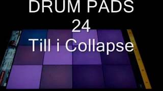 DRUM PADS 24: Eminem - Till i Collapse (Instrumental)