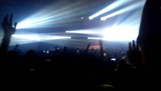 Martin Garrix - Tsunami ( live I LOVE TECHNO 2013 )