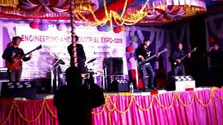 Mantra - Kaile hururu hawa... || live cover in Purwanchal campus Dharan by Tapaswi Band