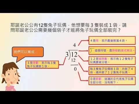 國小數學  除法的意義   - YouTube