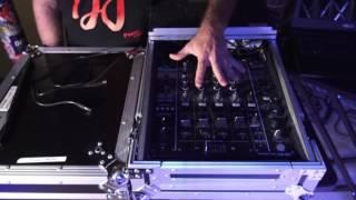 DJ Micro System 3 Brainstorming - Pioneer DJM-450 Mixing Board