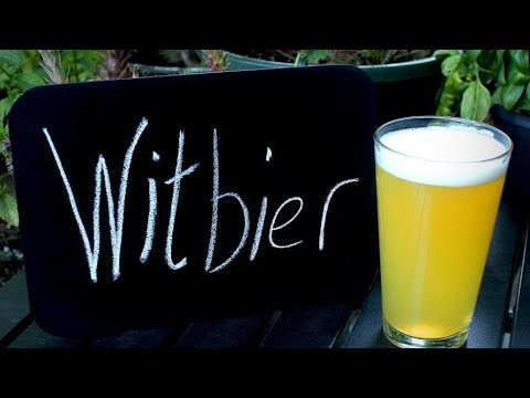 пиво WITBIER на GRAINFATHER