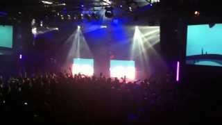 Zomboy LIVE @ Tampere 5.10.2013 HD