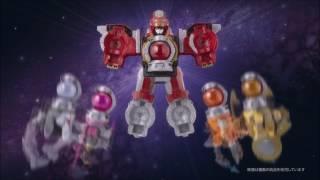 KyuRanger Toy CM part 1