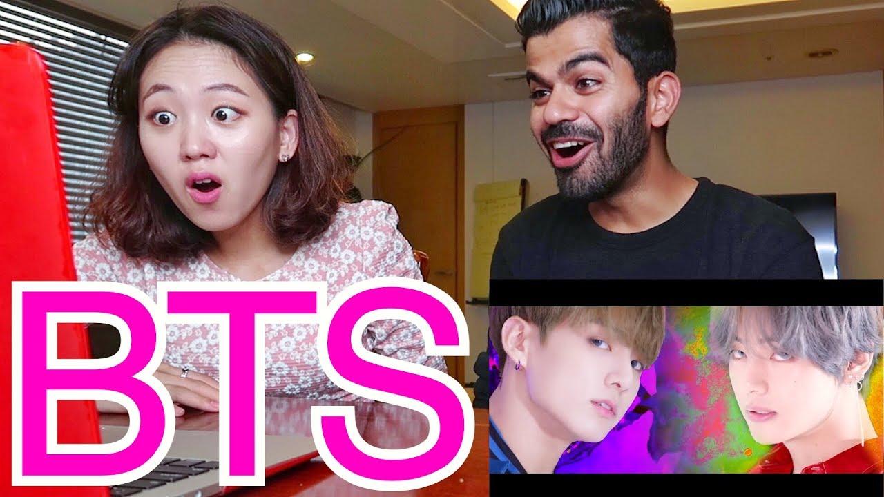 BTS(방탄소년단) ★DNA★ MY REACTION    DNA Official MV