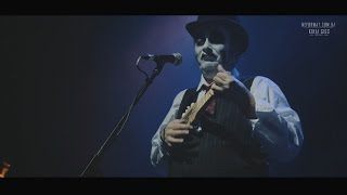 The Tiger Lillies - Heroin - Live@Atlas, Kiev [24.02.2017] (multicam)