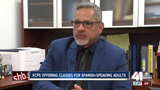 KCPS expands program for Spanish-speaking adults