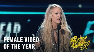 "Carrie Underwood w/ Ludacris, ""The Champion"" 