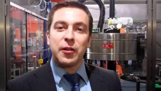 Live von der Brau 2011: Daniel Boerner über die Prontomatic