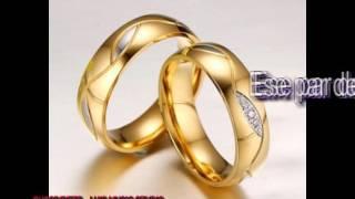 Par de anillos - Letra