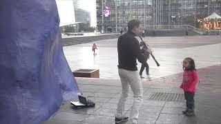 Fantaisie de Telemann №3 pour Oboe Solo, Clip Officiel de Timothée WURTH HD