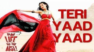 Teri Yaad Yaad - Vaah! Life Ho Toh Aisi | Shahid Kapoor & Sanjay Dutt | K.K & Jayesh Gandhi width=