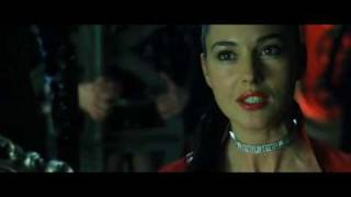 The Matrix Revolutions - She's in love