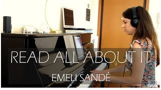 Emeli Sandé - Read All About It (piano cover)