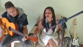 Duvido você não tomar uma - Simone e Simaria (Cover) Junio Santos e Fernanda Fernandes.