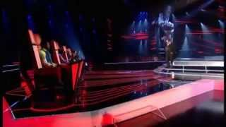 Full Audition Ben Lake   I Who Have Nothing   The Voice UK   Blind Audition 4