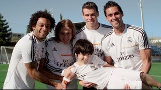 """""""Fans for Real"""": Live an incredible experience at the Santiago Bernabéu"""