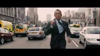 Skyfall Trailer | James Bond - Alternative Instrumental Theme