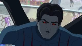 Ultimate Homem Aranha Vs O Sexteto Sinistro - Guerreiros de Teias Vs Lobo Aranha (2/2)