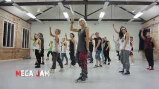 'Feelin' Myself' will.i.am ft. Miley Cyrus choreography by Jasmine Meakin (Mega Jam)