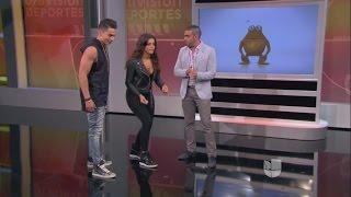 Reykon y Bebe Rexha ganaron 750 dólares en El Sapo