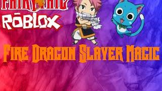 Fairy Tail Revolutions: Fire Dragon Slayer [ROBLOX]