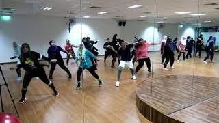 Project Dance Fitness - Idol - BTS