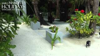 Anantara Kihavah Maldives 3 Bedroom Beach Residence - Simply Maldives Video