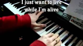 Bon Jovi It's My Life Piano Cover