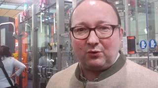 Live von der Brau 2011: Roland Kalb von der Brauerei Fässla