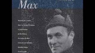 """Maximiano de Sousa (Max) - """"Casei com uma Velha""""."""