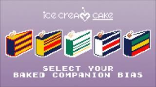 Red Velvet: Ice cream cake - 8 bits