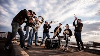 Daft Punk - Get Lucky cover by Brevis Brass Band
