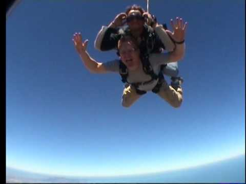 Skydive Cape Town South Africa