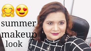 Best summer makeup tutorial (simple tips and tricks)