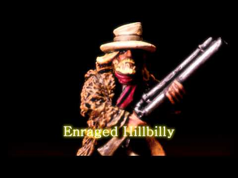 TeknoAXE's Royalty Free Music - Royalty Free Music #105 (Enraged Hillbilly) Southern Alternative Rock/Metal