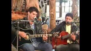 Adalberto e Adriano - Não Acredito {Programa Rincão Sertanejo} (2003)